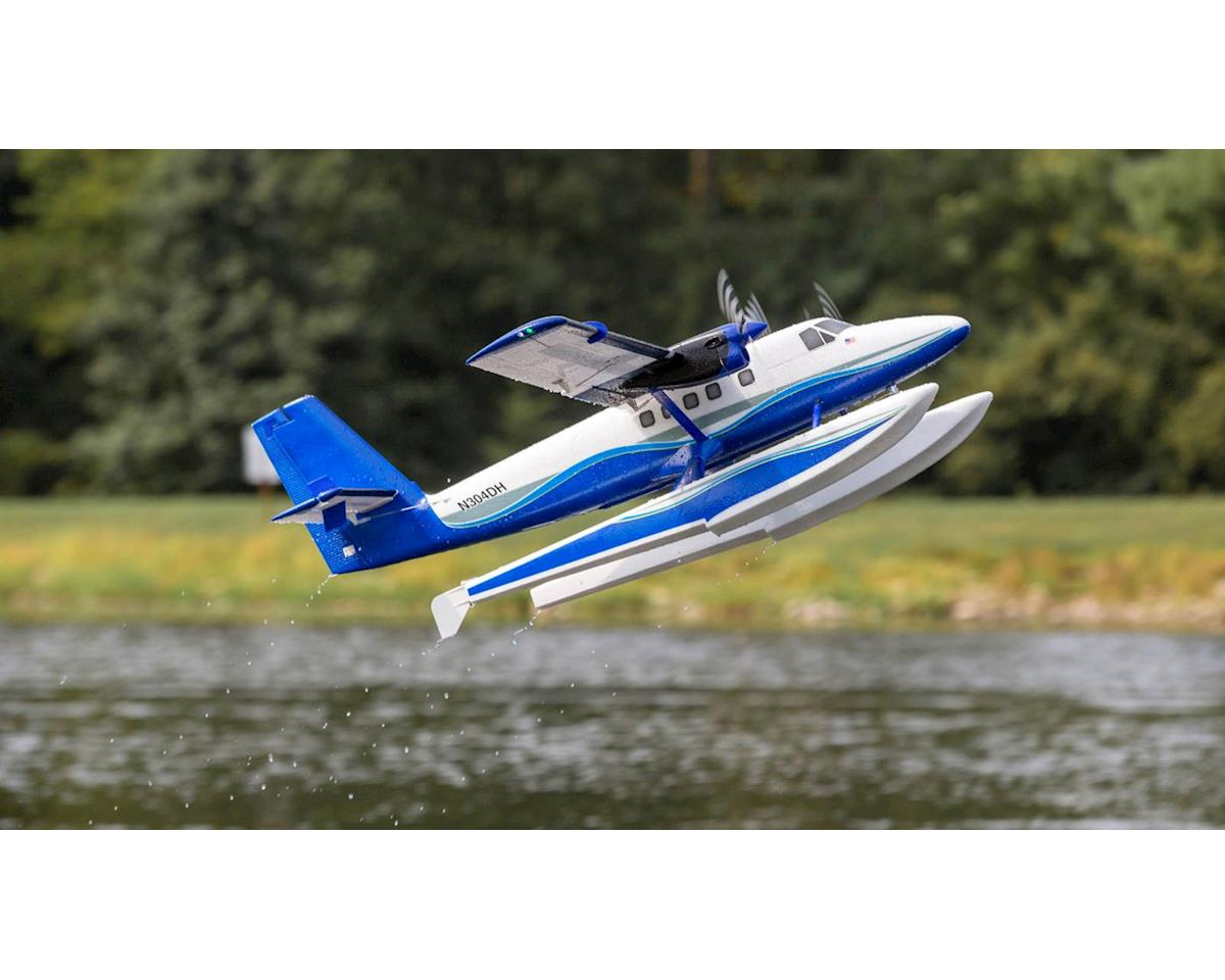E-flite Twin Otter PNP Electric Airplane w/Floats