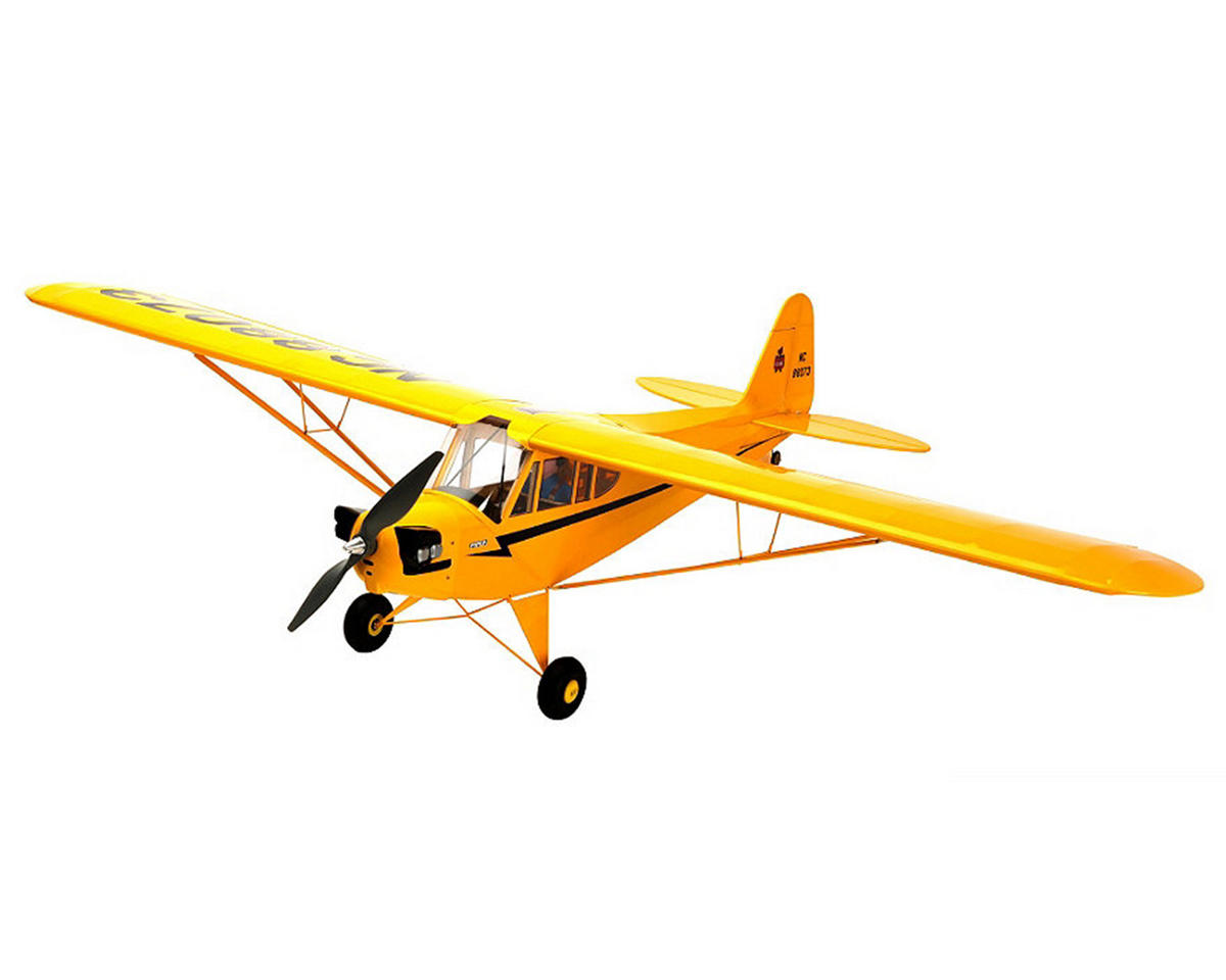 ready to fly model aircraft with E Flite J 3 Cub 450 Arf Electric Airplane Kit on 3drt Seagull furthermore 787 Decision together with Starfighters in addition Citabria 1055 Airplane P 337 additionally Super Cub 25e Arf Efl4625.