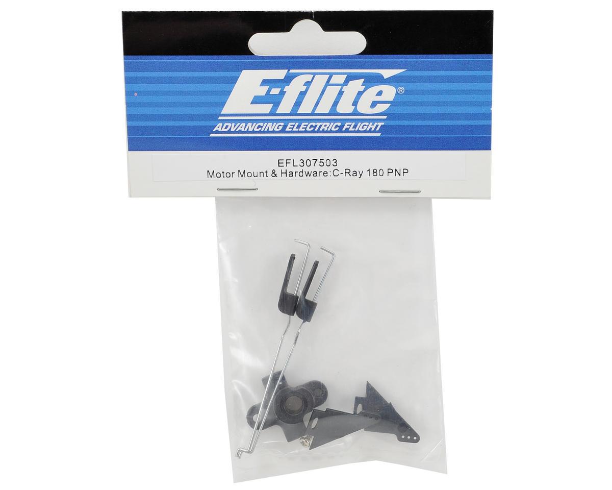 E-flite Motor Mount & Hardware Set