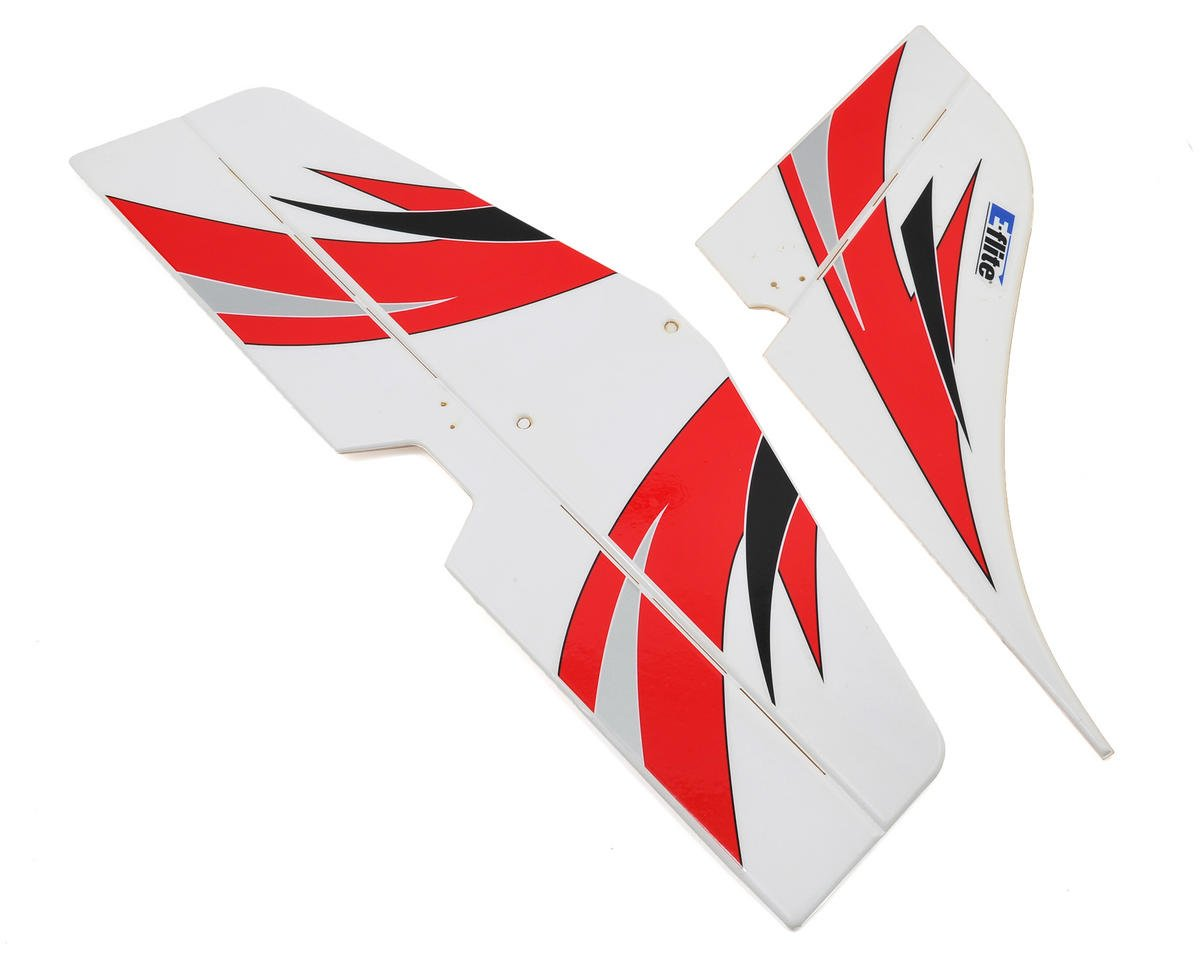 E-flite Apprentice S 15e Tail Set