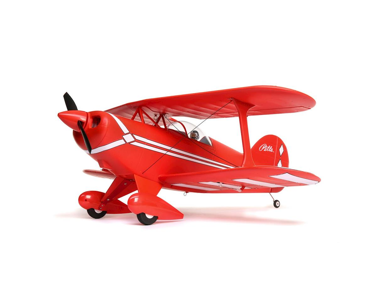 E-flite Pitts S-1S Bind-N-Fly Basic Electric Airplane (850mm)