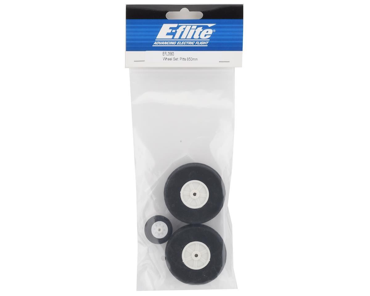E-flite Pitts S-1S Wheel Set
