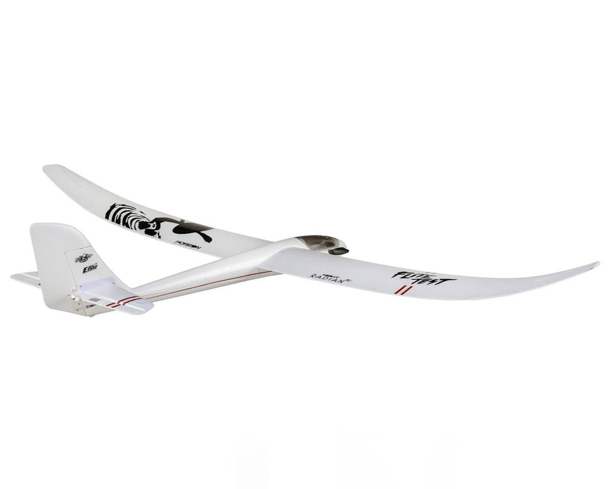 E-flite Night Radian BNF Basic Electric Glider Airplane - FT Version (2000mm)