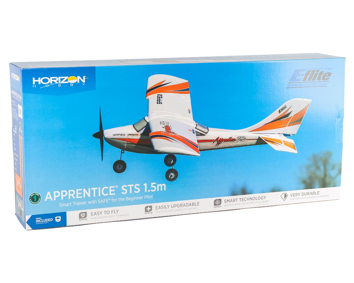 E-flite Apprentice STS BNF Basic Electric Airplane (1500mm)