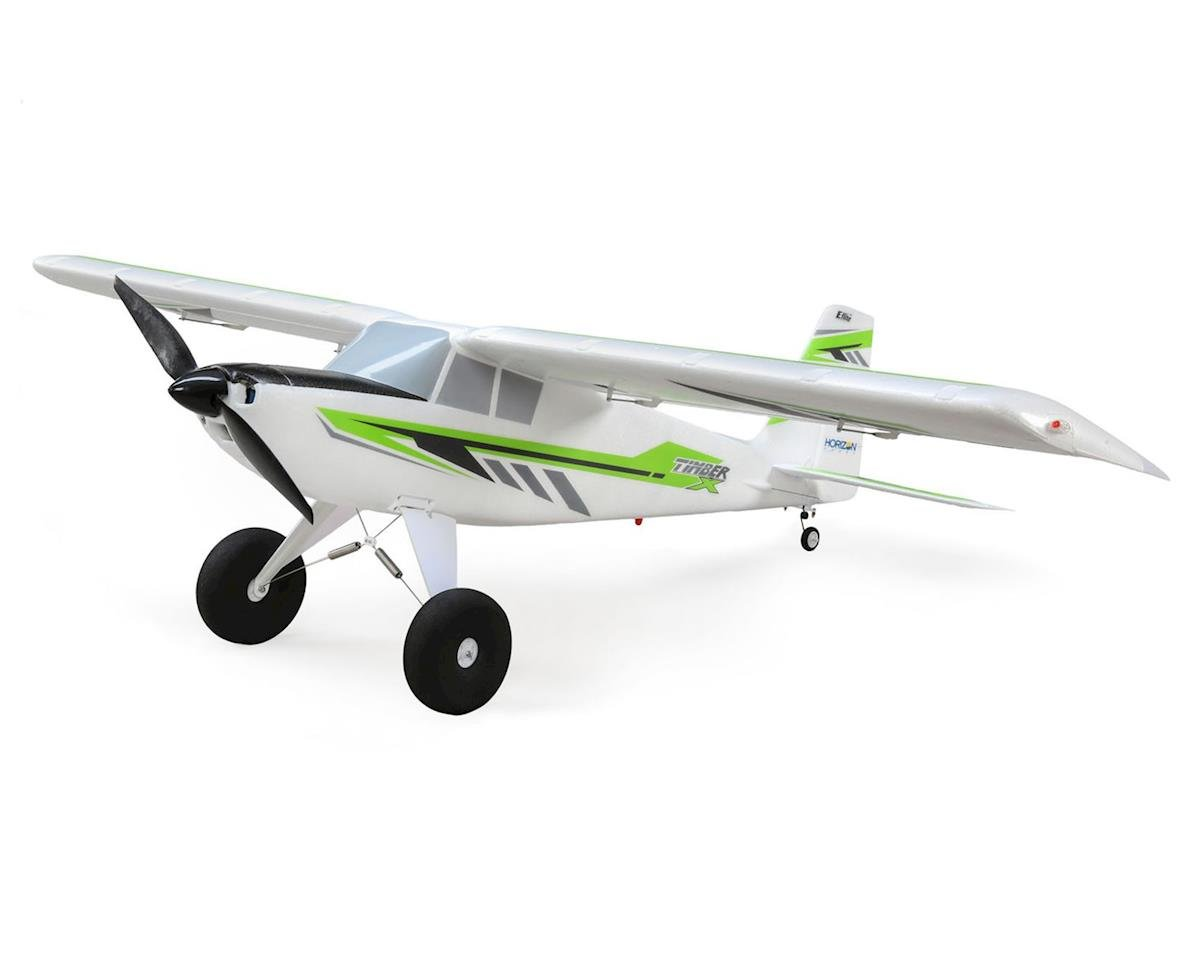 E-flite Timber X 1.2M Bind-N-Fly Basic Electric Airplane (1200mm)