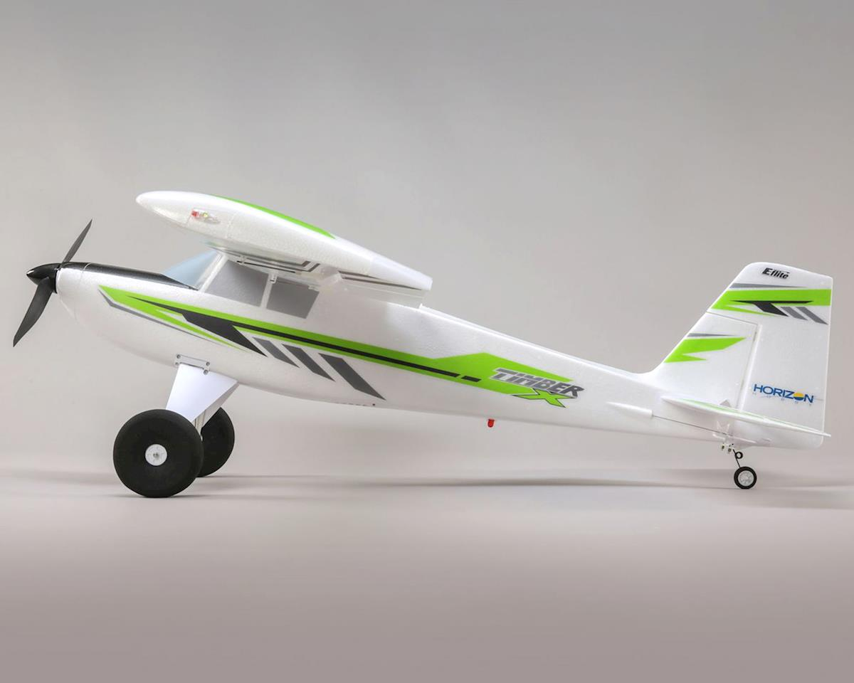 Image 2 for E-flite Timber X 1.2M BNF Basic Electric Airplane (1200mm)