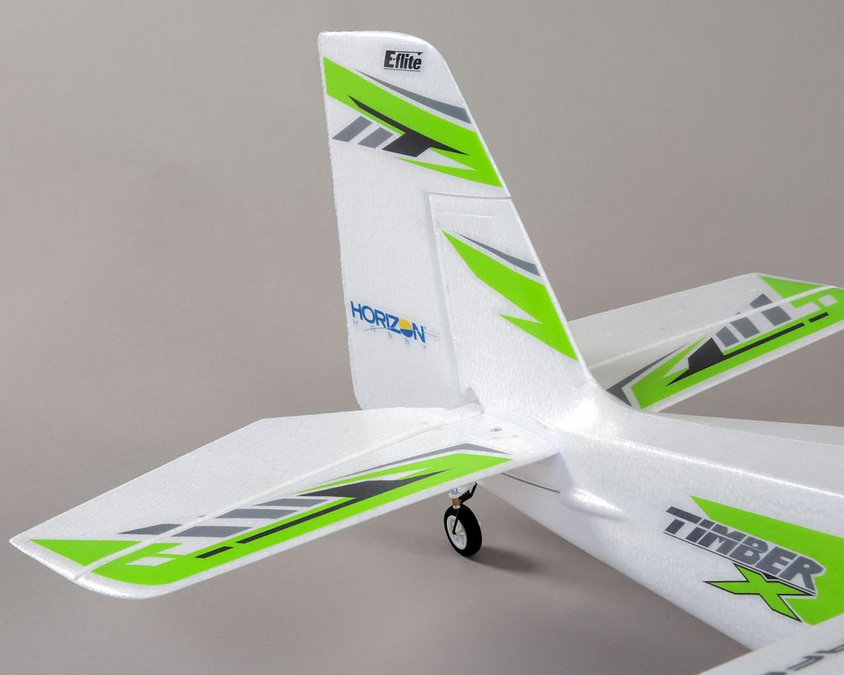 Image 6 for E-flite Timber X 1.2M BNF Basic Electric Airplane (1200mm)