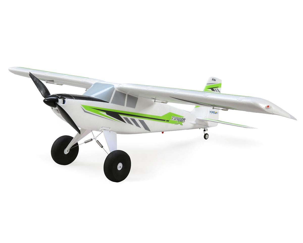 E-flite Timber X 1.2m PNP Electric Airplane (1200mm)