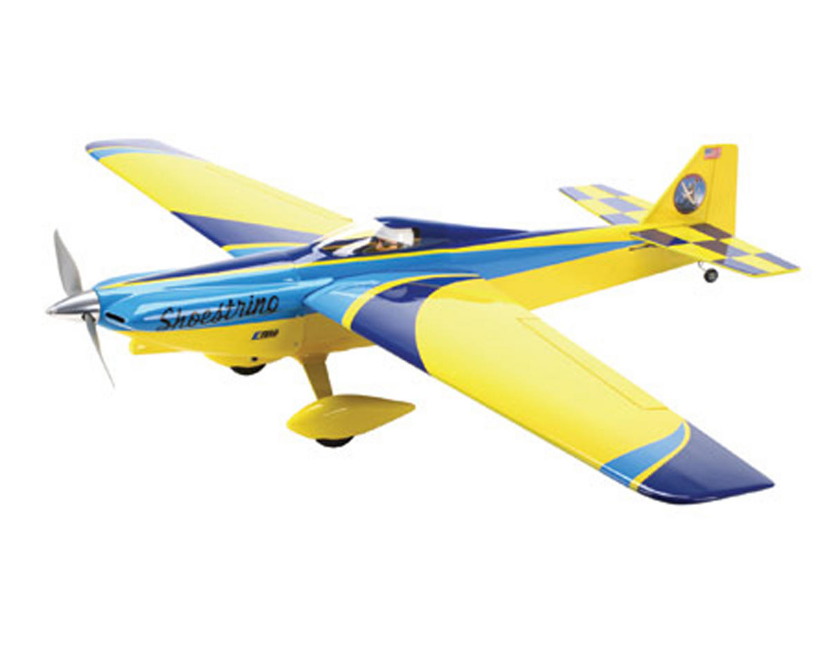 E-flite Shoestring 15e EF1 ARF Electric Racer Airplane