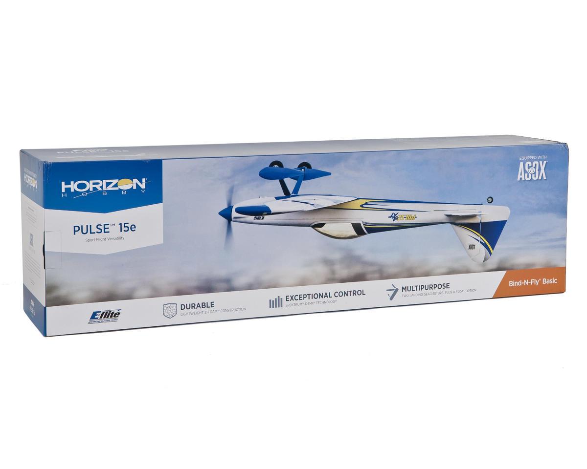 E-flite Pulse 15e Bind-N-Fly Basic Electric Airplane