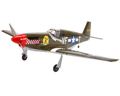 Image 1 for E-flite P-51B Mustang 32e ARF