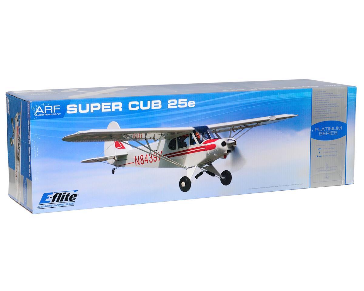Super Cub 25e ARF by E-flite
