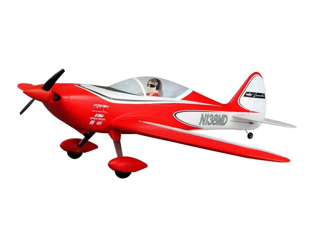 Commander mPd 1.4m Plug-N-Play Electric Airplane by E-flite