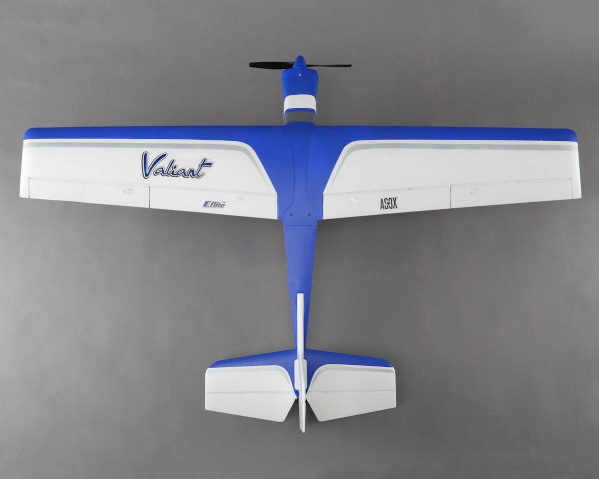 E-flite Valiant 1.3m Bind-N-Fly Basic Electric Airplane