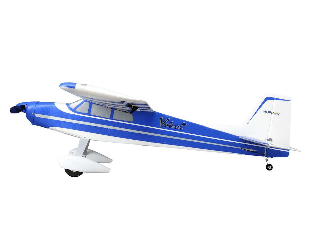 E-flite Valiant 1.3m Plug-N-Play Electric Airplane