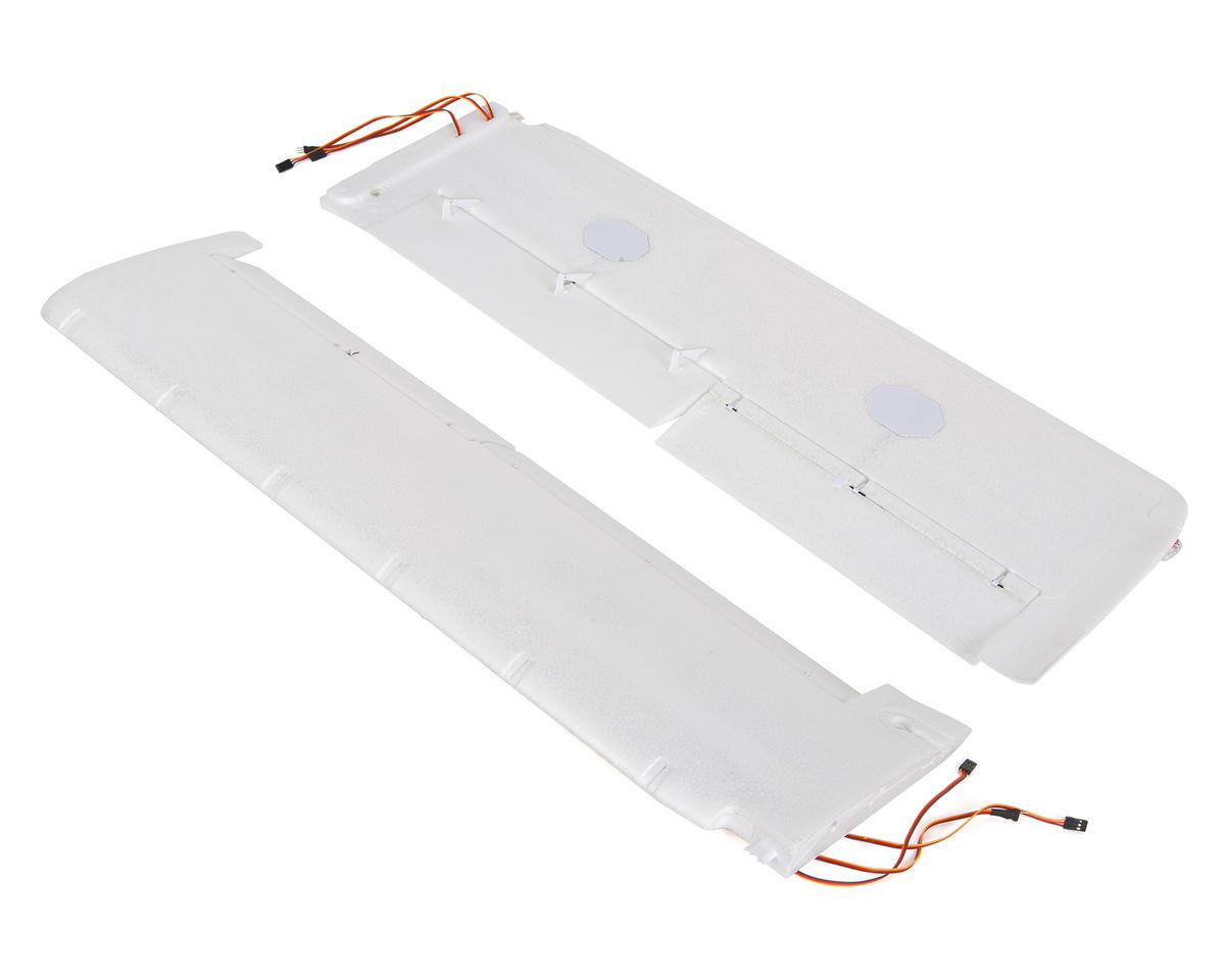 E-flite Timber Wing Set w/Lights