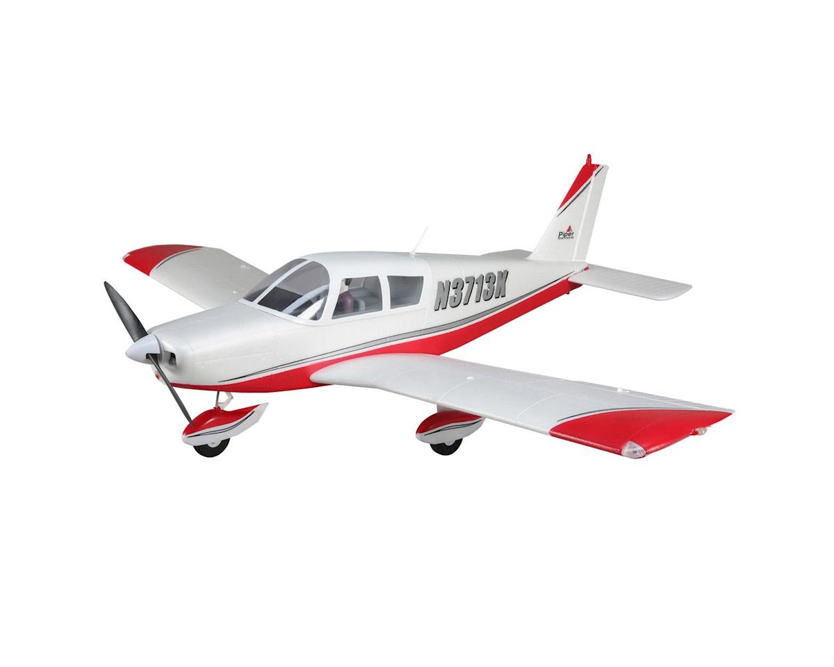 E-flite Cherokee 1.3m BNF Basic Electric Airplane (1310mm)