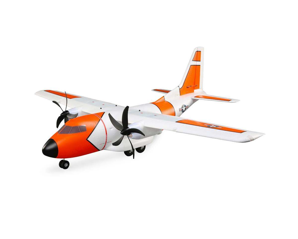 E-flite EC-1500 Twin PNP Electric Cargo Airplane (1524mm)