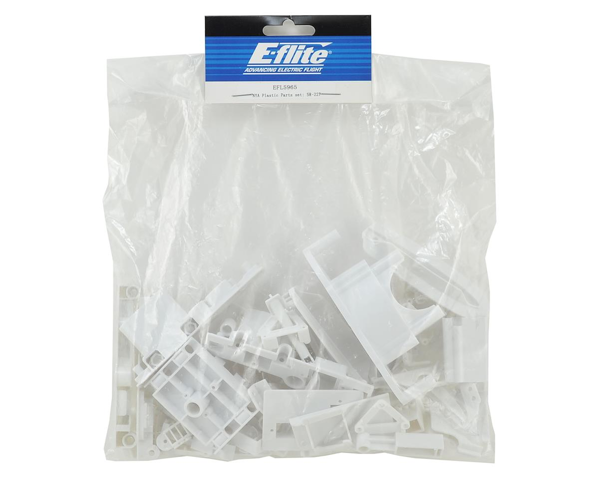 E-flite SR-22T Plastic Parts Set