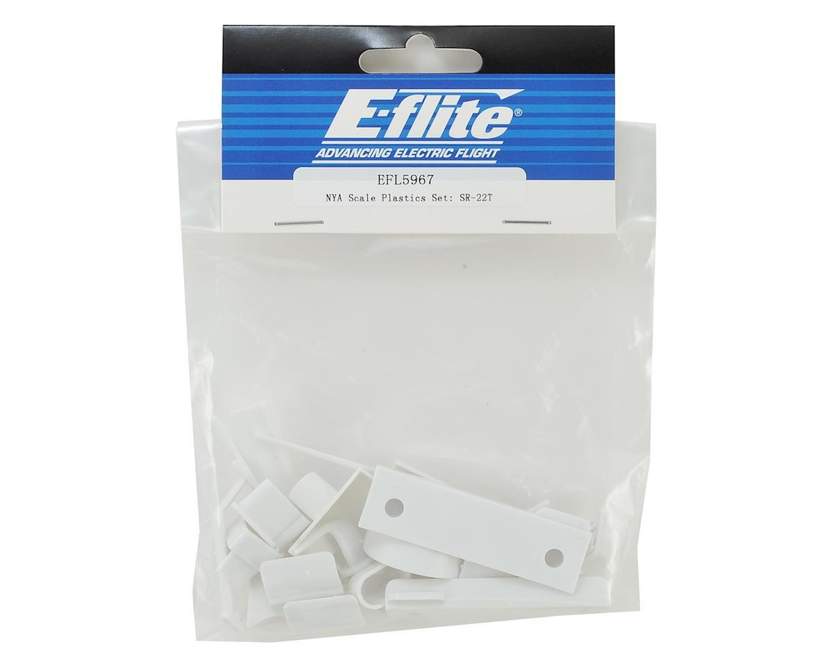 E-flite SR-22T Scale Plastics Set