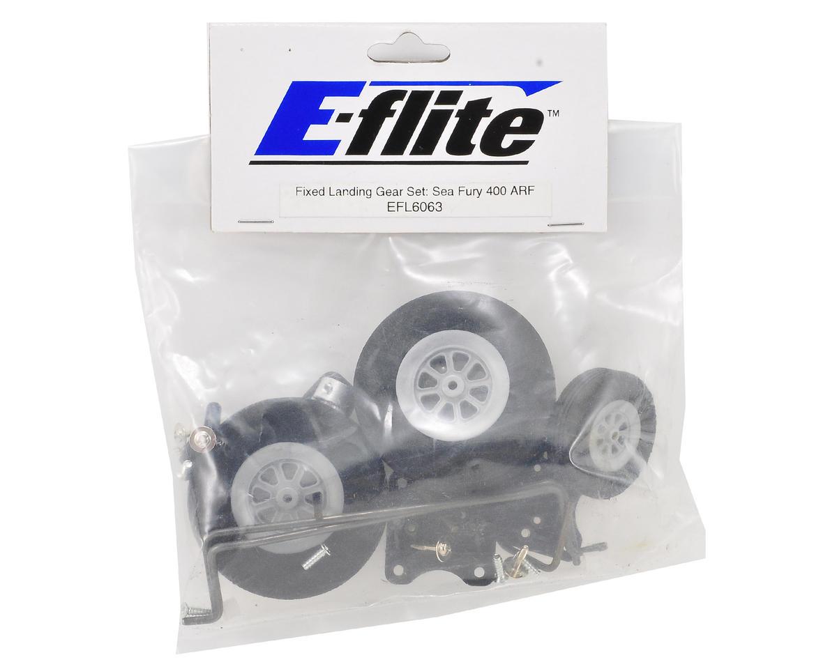 E-flite Fixed Landing Gear Set