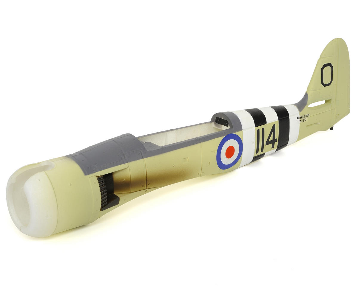 E-flite Hawker Sea Fury 480 Fuselage