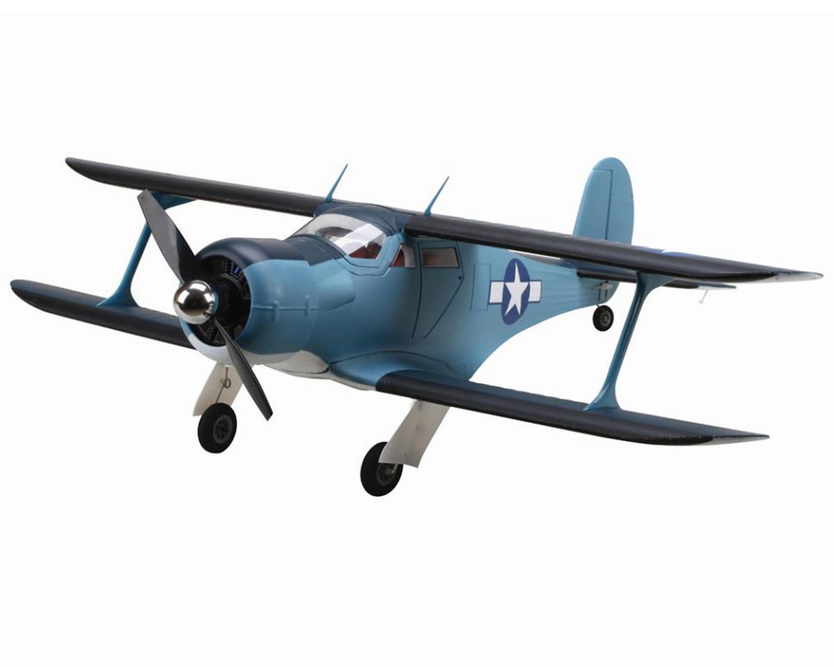 E-flite Beechcraft Staggerwing 480 ARF