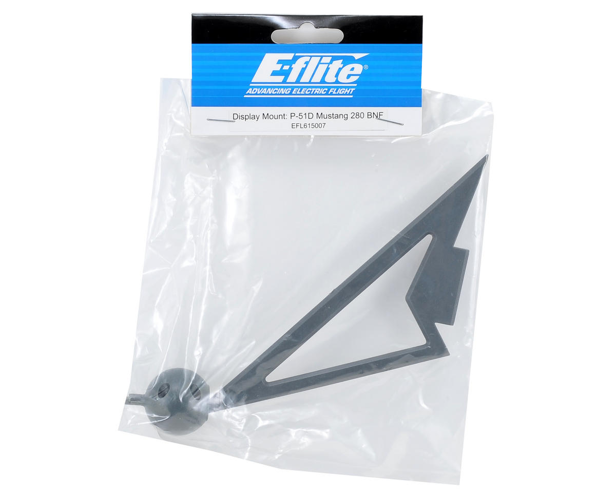 E-flite Display Mount