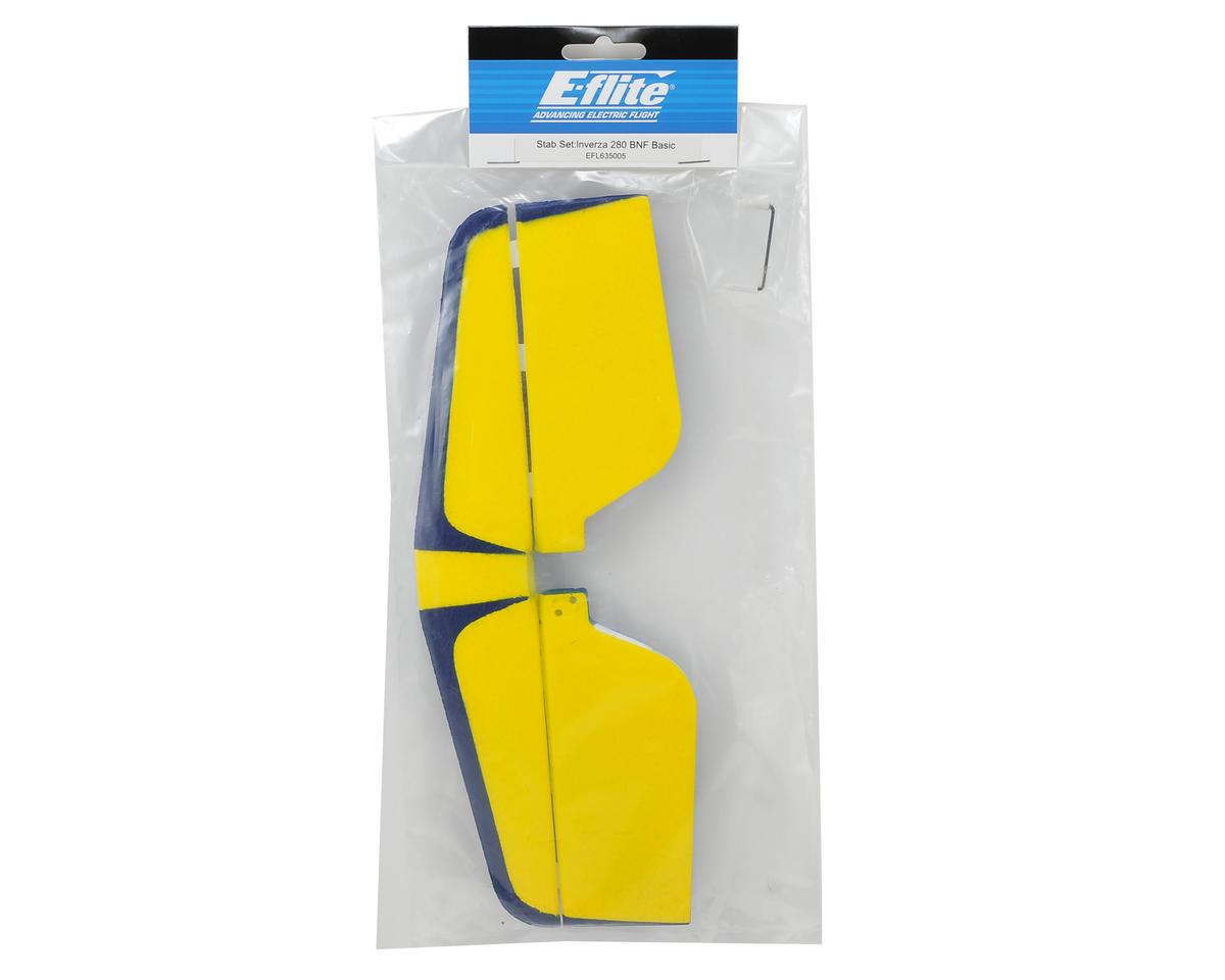 E-flite Inverza 280 Stabilizer Set