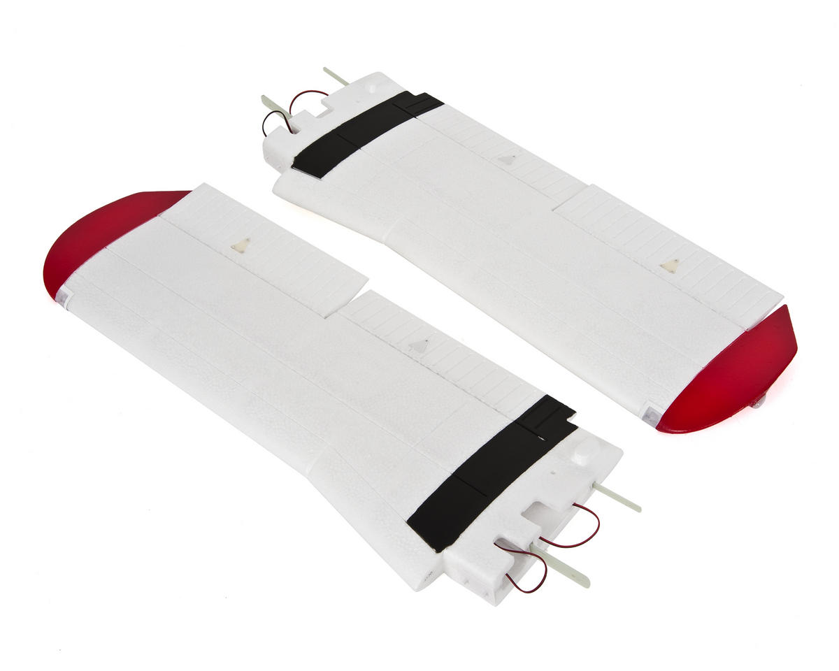 Brave Night Flyer Wing Set w/Lights by E-flite