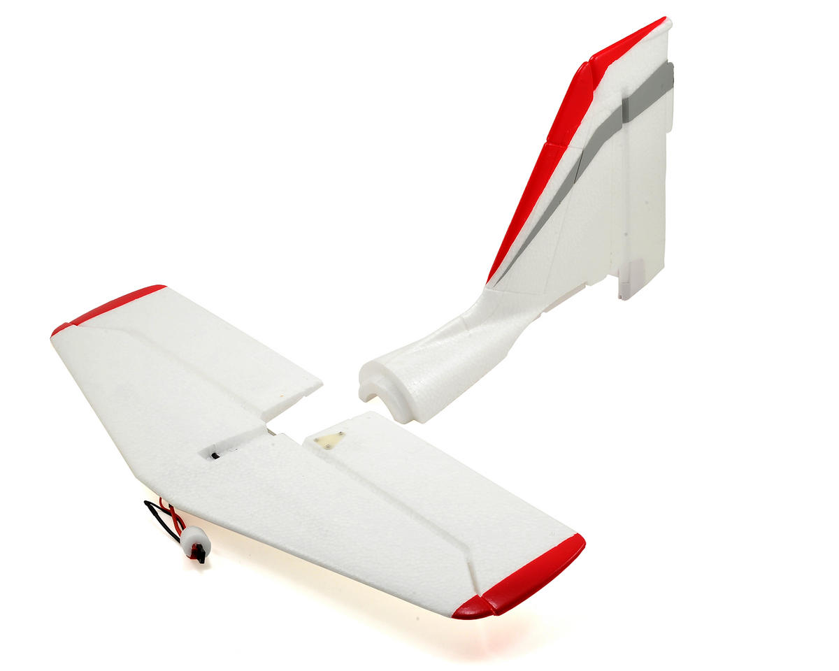 E-flite Brave Night Flyer Tail Set w/Lights