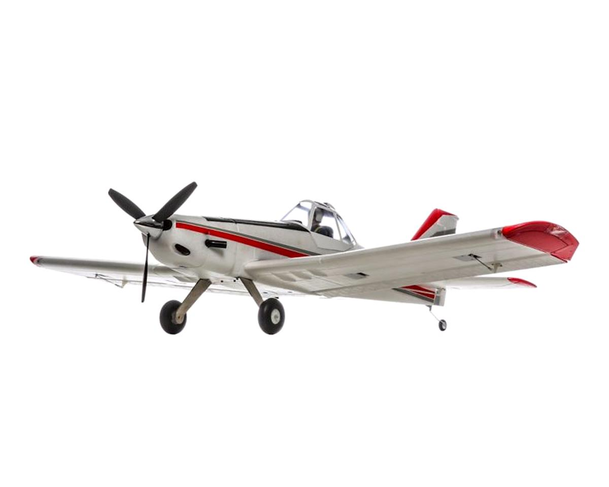 E-flite Pawnee Brave Night Flyer BNF Basic Electric Airplane (1217mm)