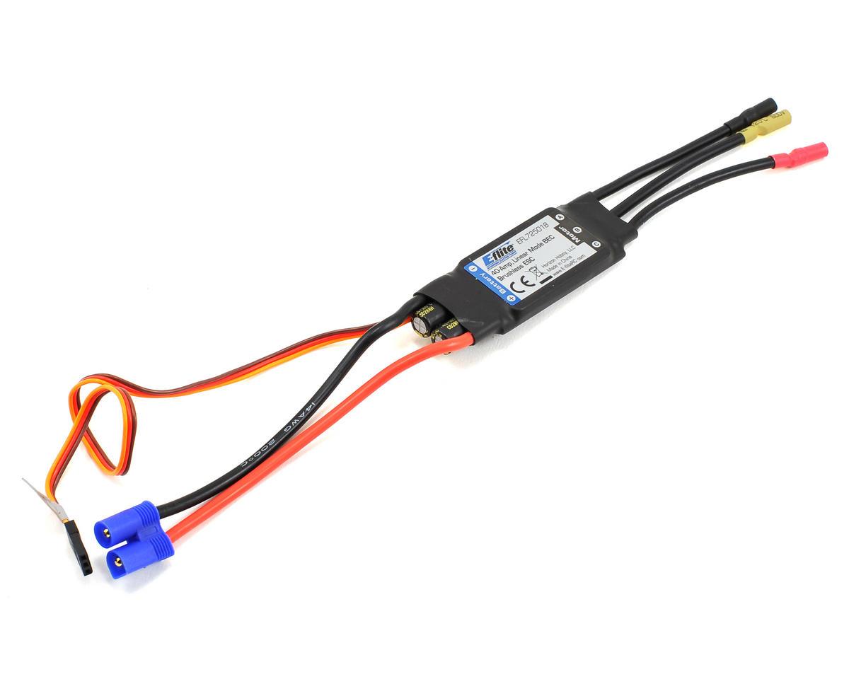 E-flite 40-Amp Brushless ESC