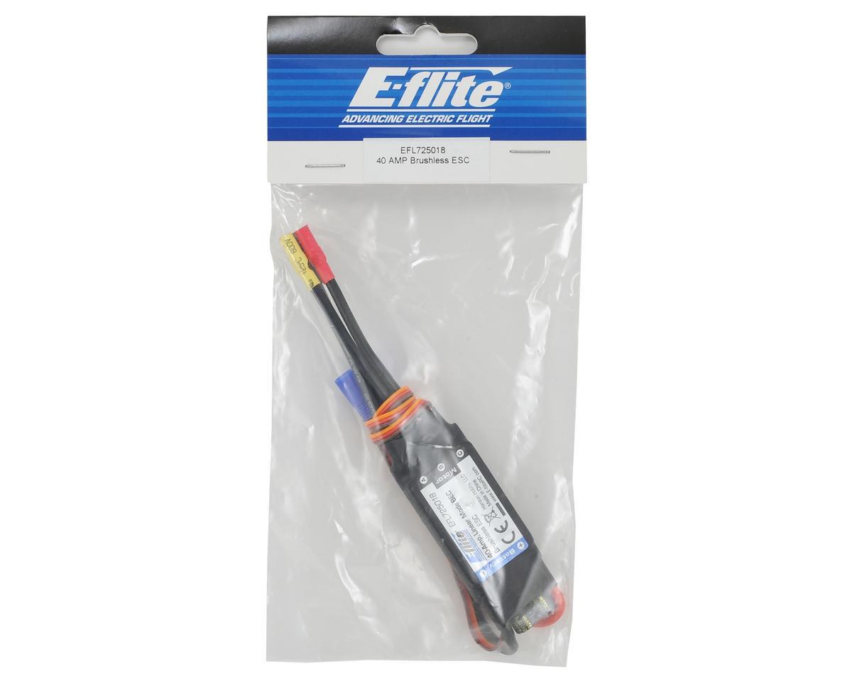 Image 2 for E-flite 40-Amp Brushless ESC