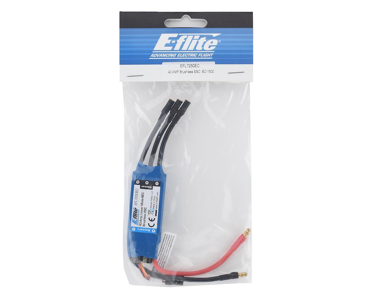 E-flite 40A Brushless ESC