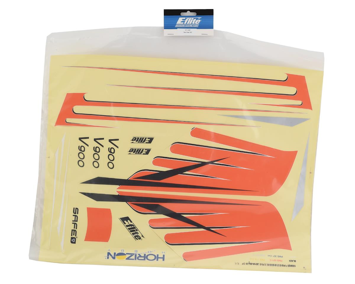 E-flite V900 Decal Sheet