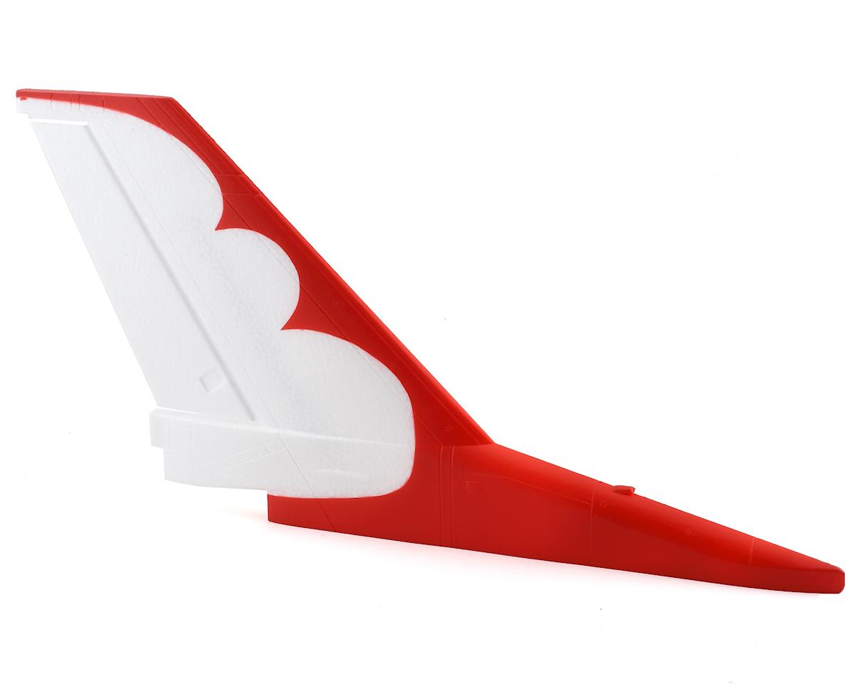 E-flite F-16 Thunderbirds Thunderbird Vertical Stabilizer