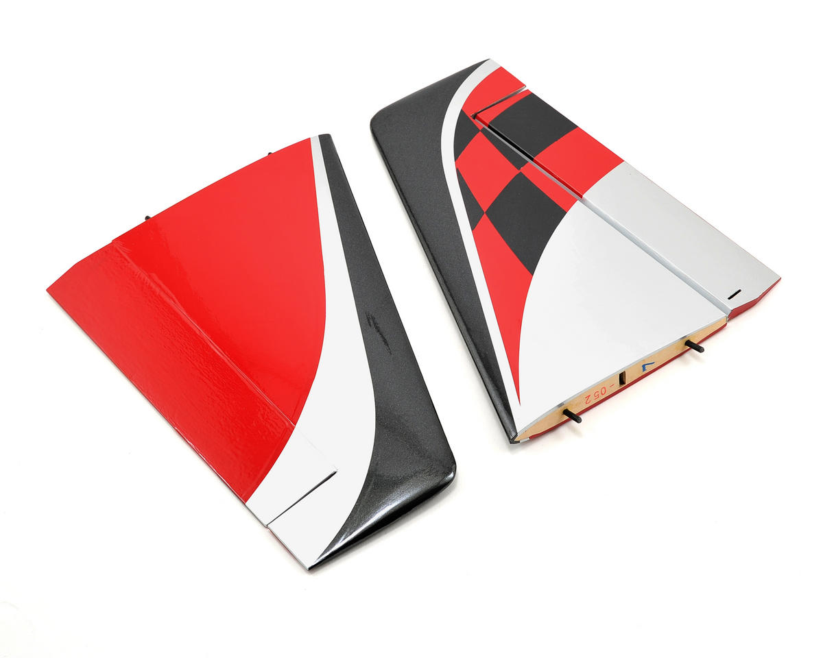 E-flite Horizontal Stabilizer Set (Left & Right)