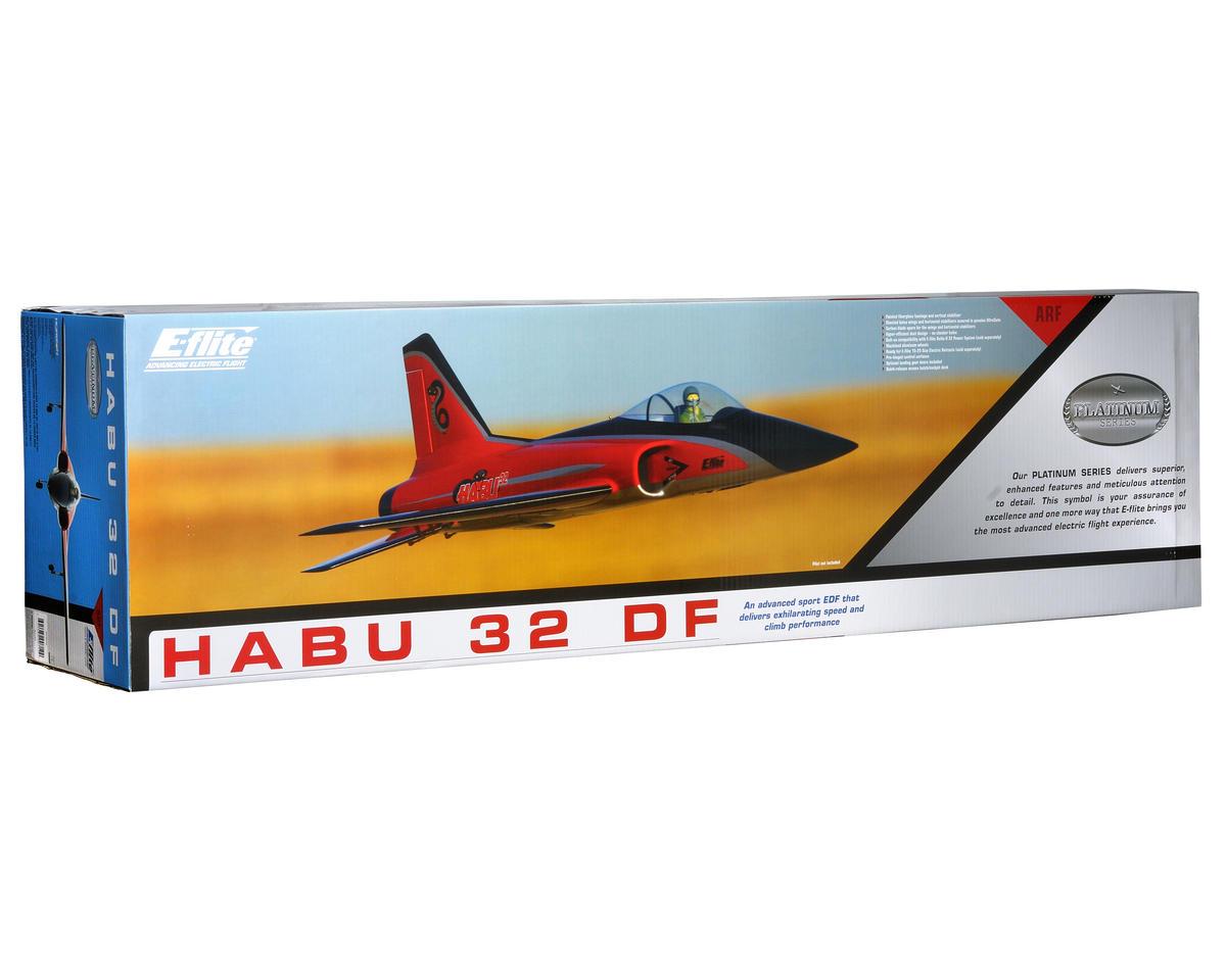 E-flite Habu 32 DF ARF