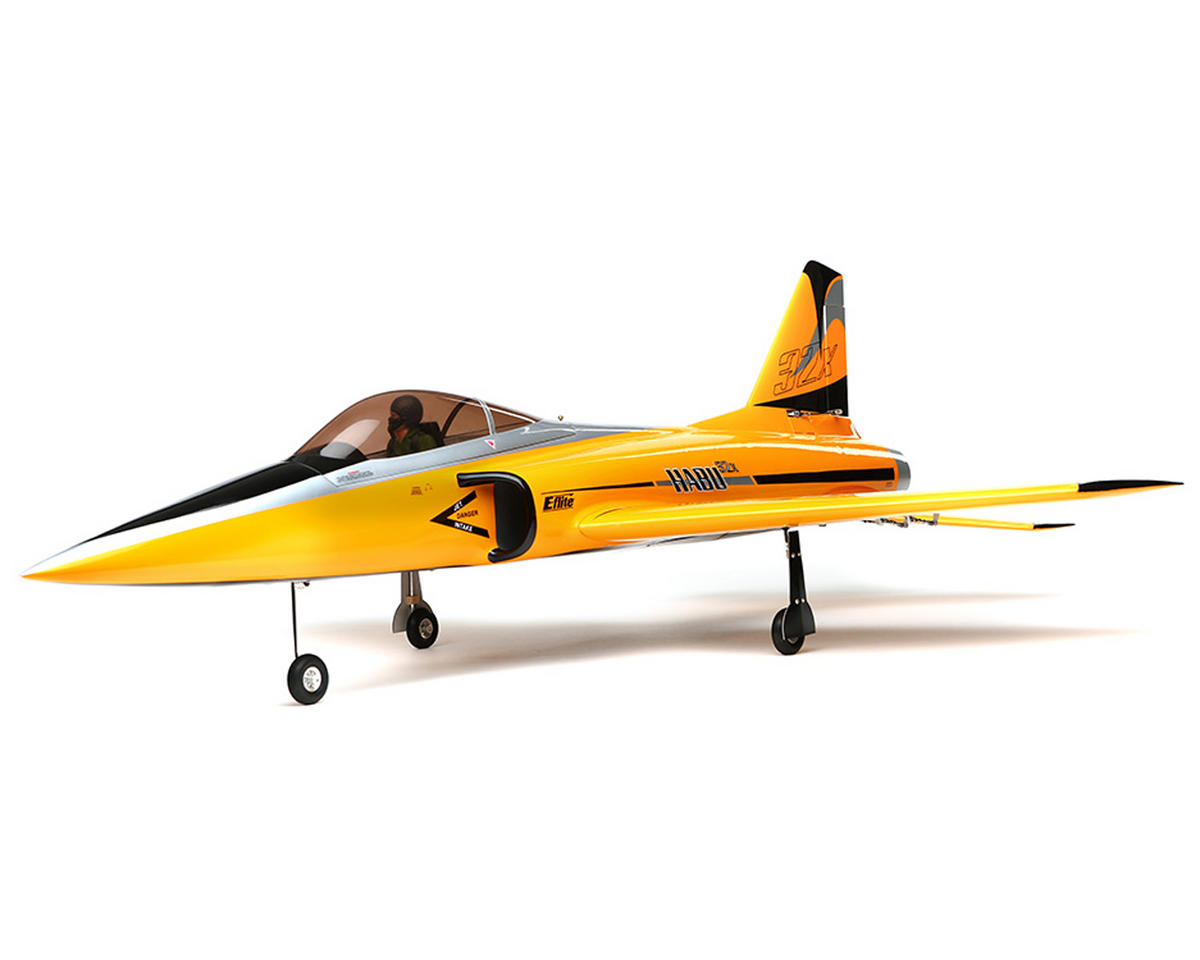 E-flite Habu 32x DF ARF Electric Ducted Fan Airplane