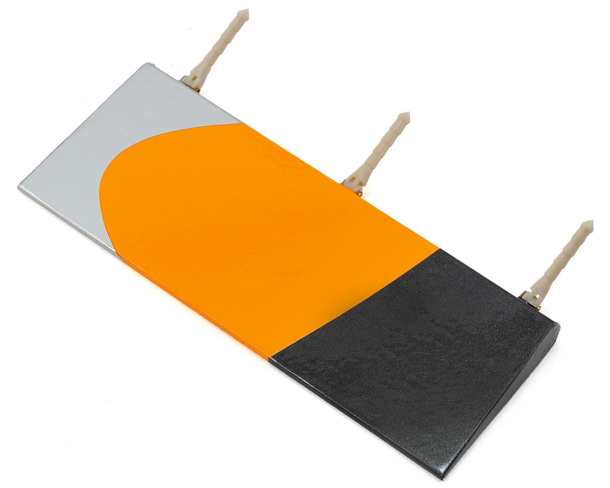 E-flite Rudder w/Hnges