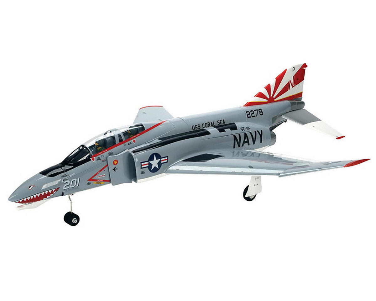 E-flite F-4 Phantom 32 Ducted Fan Jet ARF