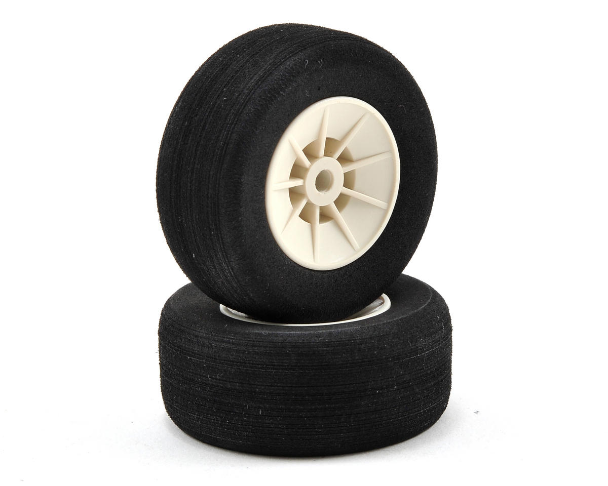 E-flite 48mm Foam Main Wheel Set (2)