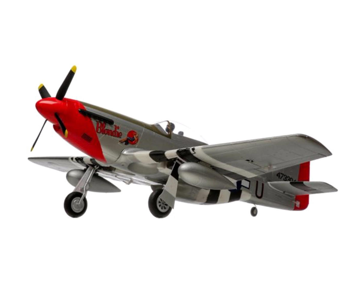 P-51D Mustang 1.2m Bind-N-Fly Basic Electric Airplane