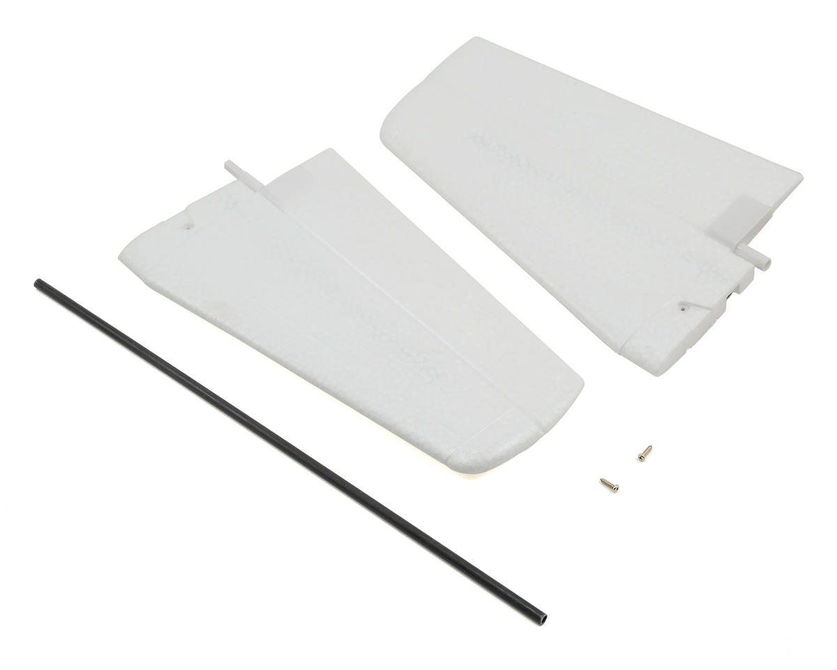 E-flite T-28 Trojan 1.2 Horizontal Tail Set