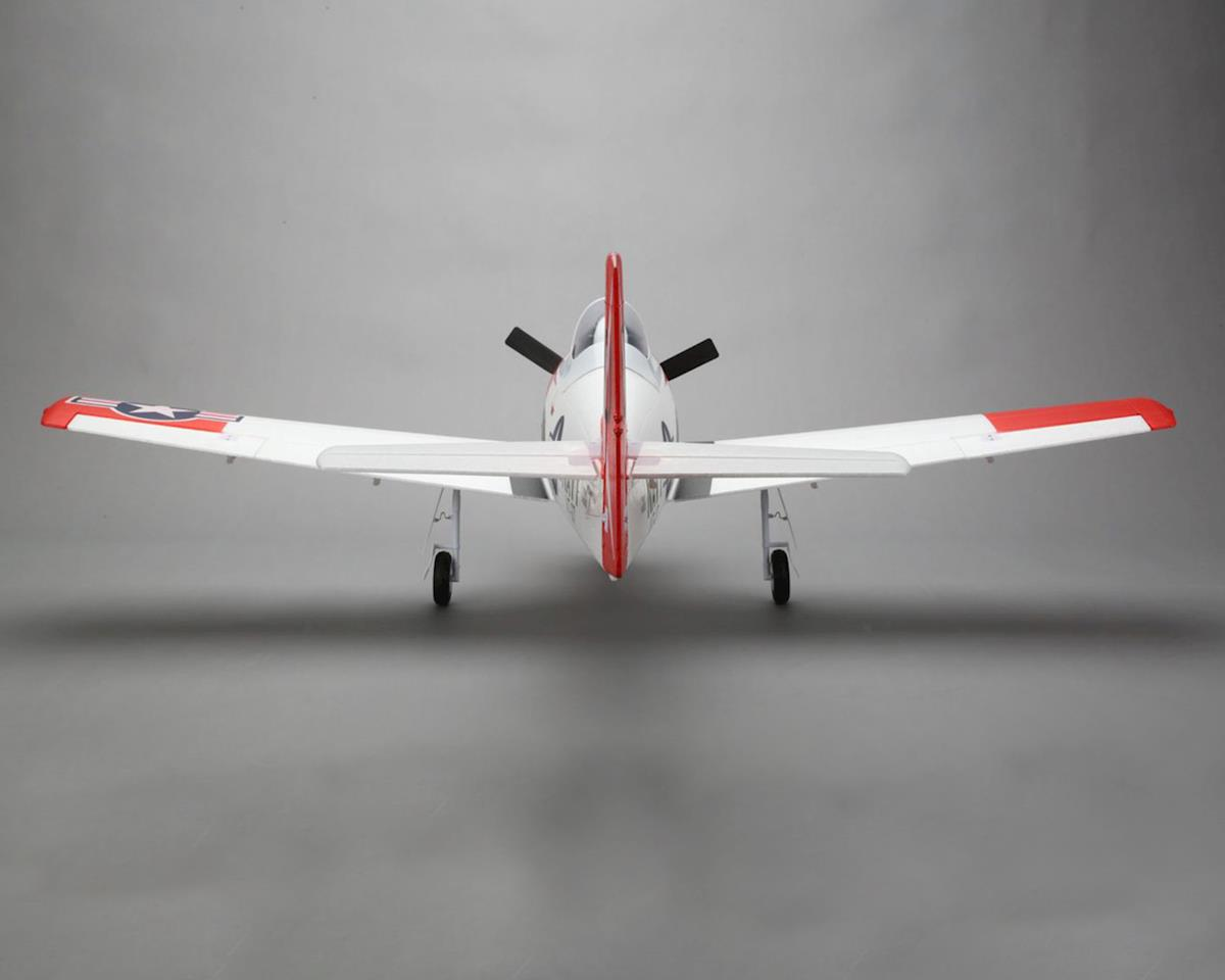 E-flite T-28 Trojan 1.2m Bind-N-Fly Basic Electric Airplane