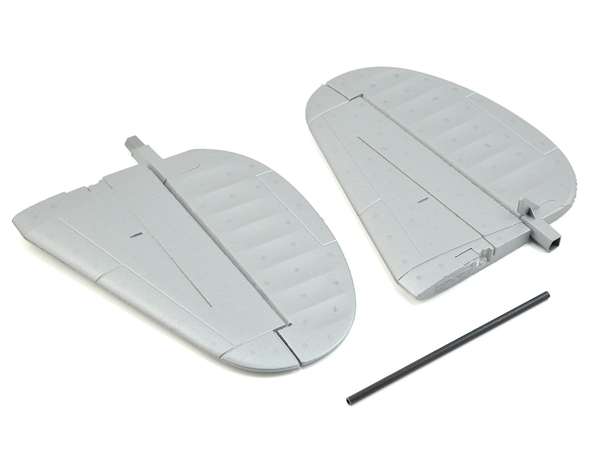 E-flite AT-6 Tail Set w/Carbon Joiner Rod