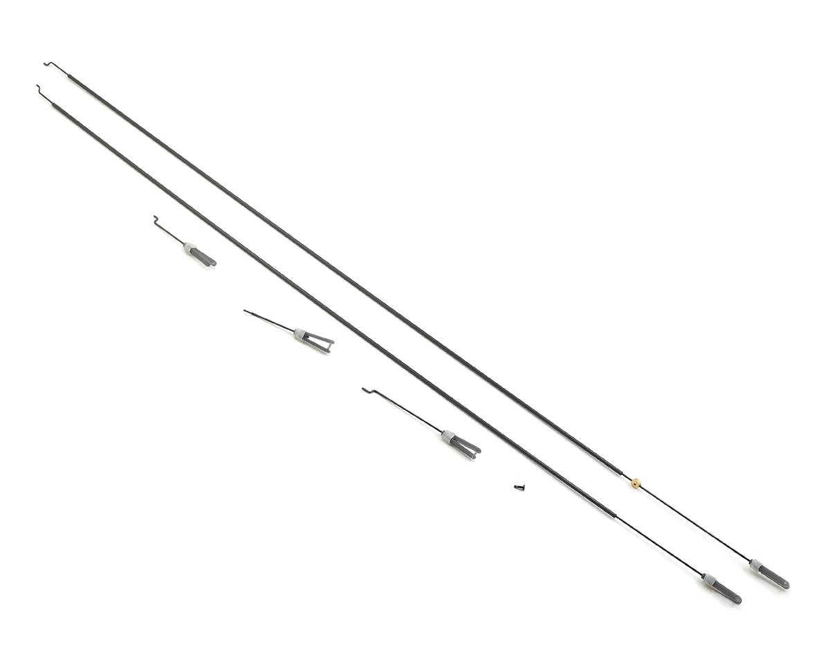 E-flite AT-6 Pushrod Set w/Clevis
