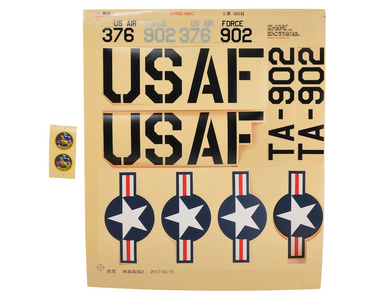 E-flite AT-6 Decal Set