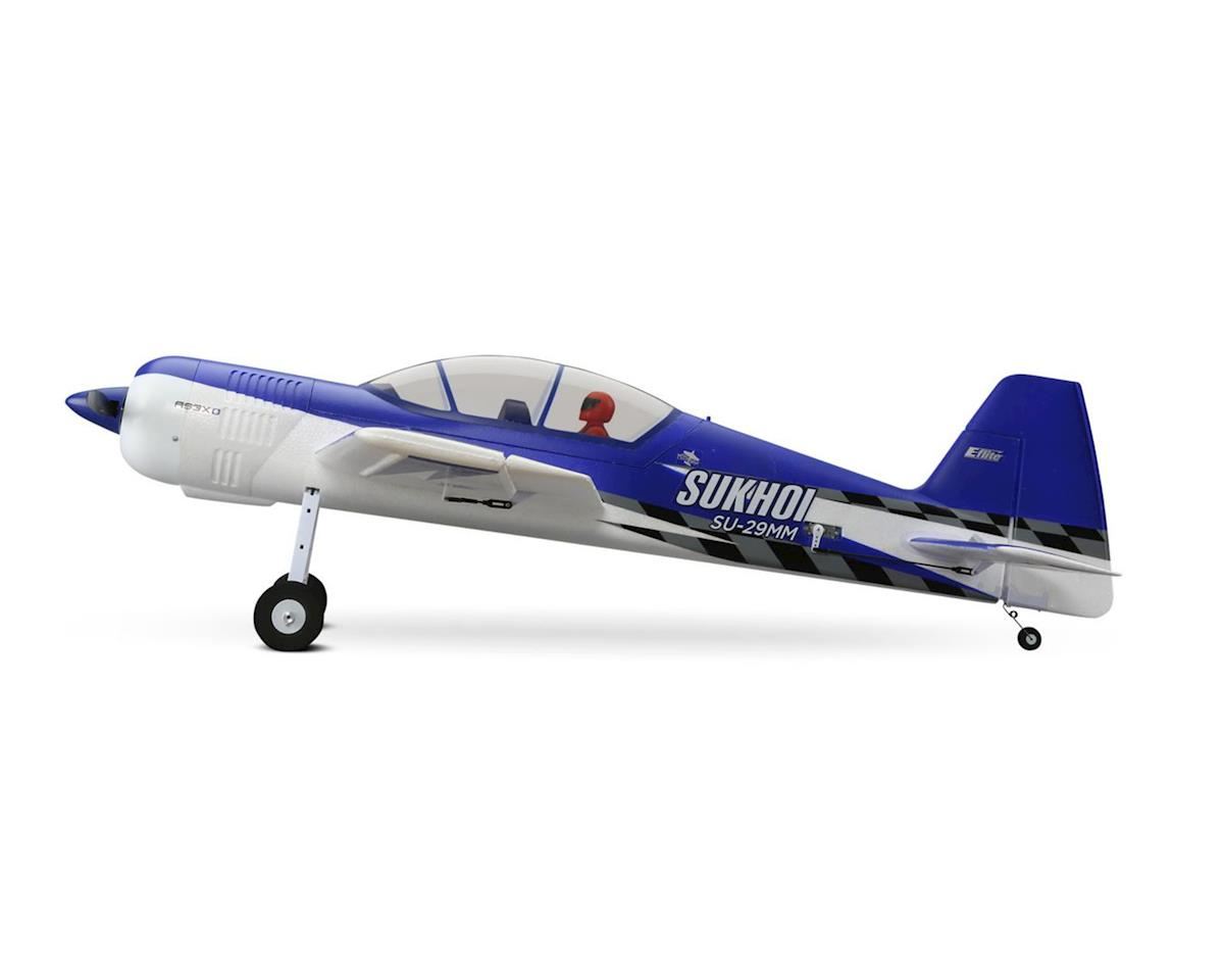 E-flite Sukhoi SU-29MM Gen 2 Bind-N-Fly Basic Electric Airplane